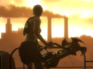 Скрин шот от Fallout 3