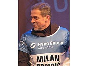 Милан Бандич-кмет на Загреб