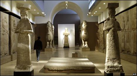 Националния музей на Ирак