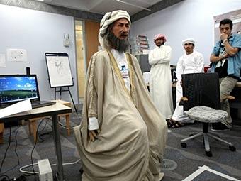 Робот Ибн Сина.